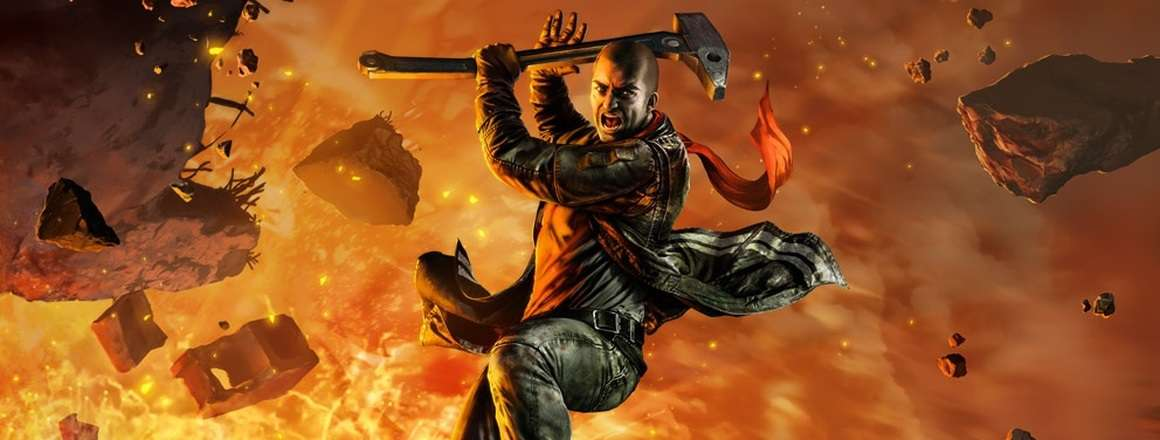 Red Faction: Guerrilla Re-Mars-tered - recenzja gry. Średnio udany powrót na Marsa