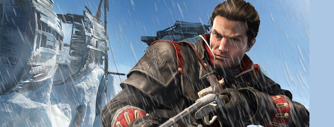 Assassin's Creed Rogue (X360)