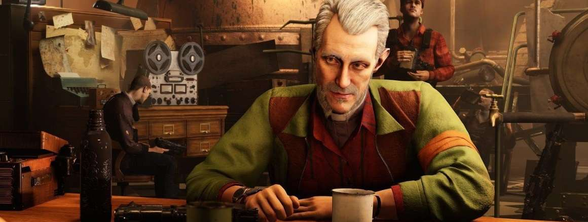Wolfenstein II: The New Colossus - Adventures of Gunslinger Joe