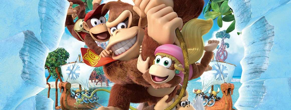 Donkey Kong Country: Tropical Freeze (2018) (NS)