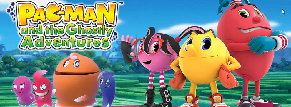 Recenzja gry: Pac-Man and the Ghostly Adventures