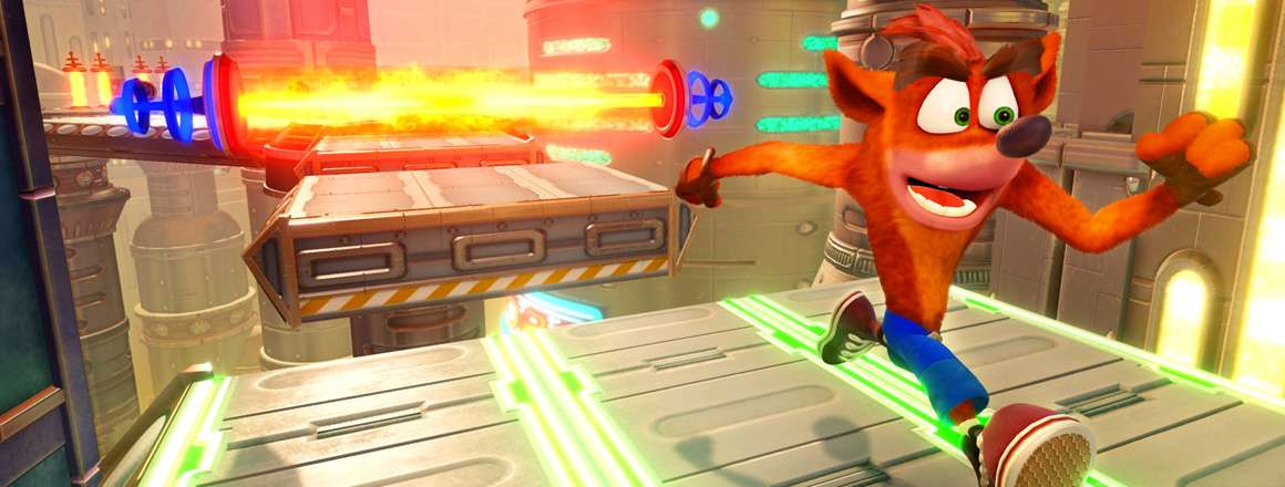 Recenzja: Crash Bandicoot N. Sane Trilogy (PC)