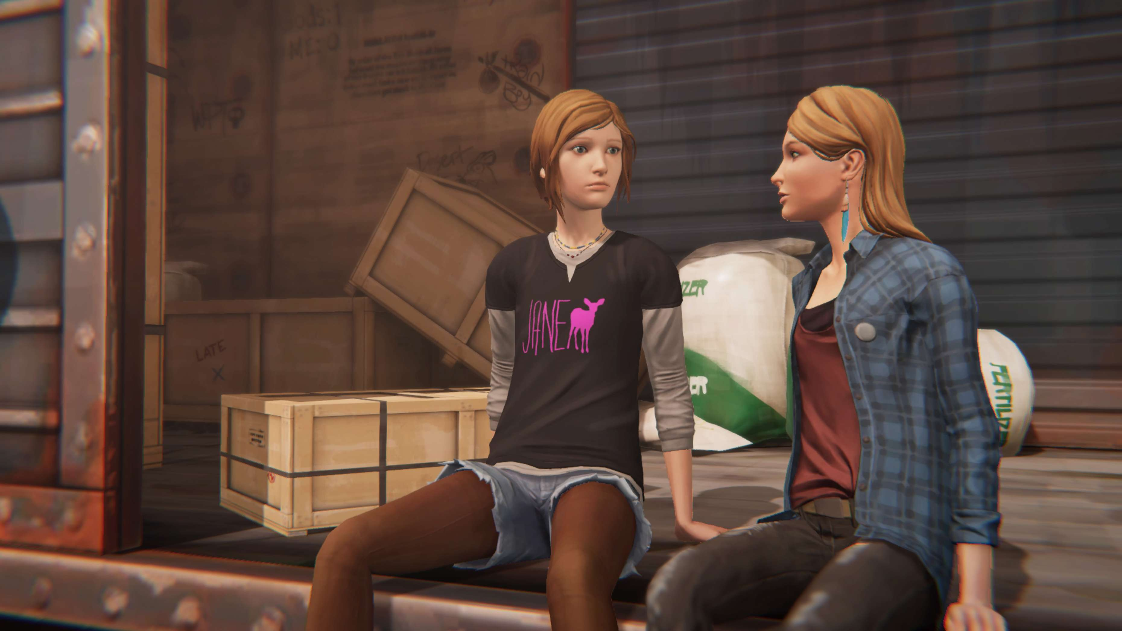 Life is Strange: Before the Storm - recenzja gry #20