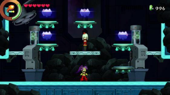 Shantae and the Seven Sirens #18