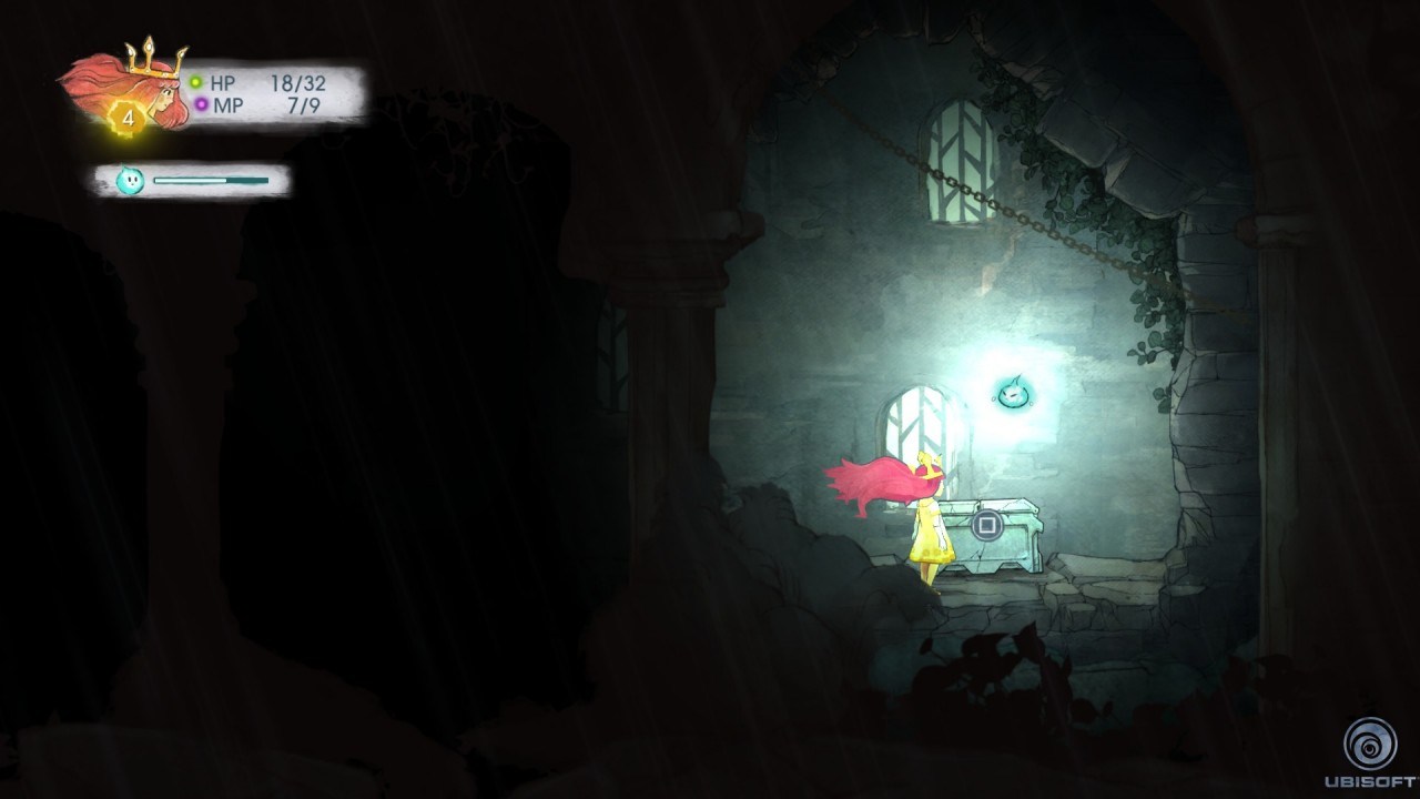 Recenzja gry: Child of Light #7