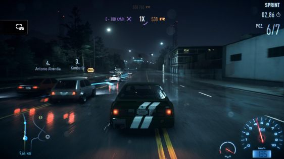 Recenzja gry: Need for Speed #10