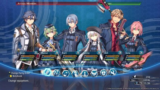 The Legend of Heroes: Trails of Cold Steel III - recenzja gry 20