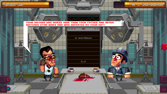 Oh...Sir!! The Insult Simulator - recenzja gry #7