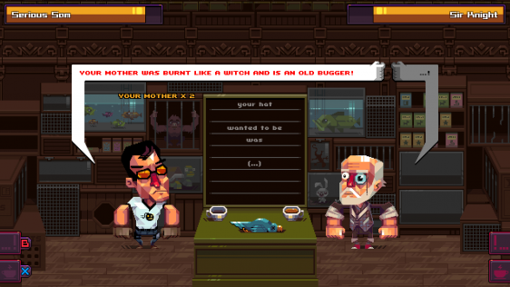 Oh...Sir!! The Insult Simulator - recenzja gry #9