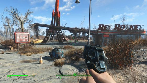 Fallout 4 - recenzja gry #14
