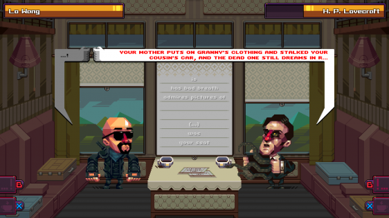 Oh...Sir!! The Insult Simulator - recenzja gry #4