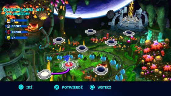 Sonic Colors Ultimate - recenzja gry #33