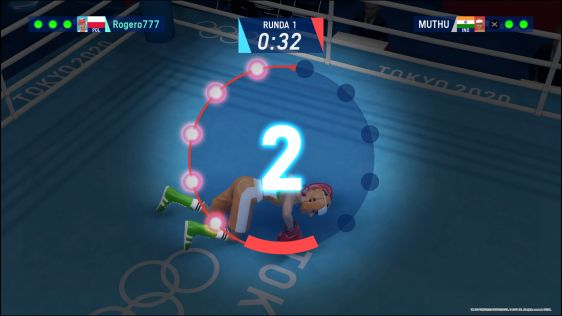 Olympic Games Tokyo 2020: The Official Video Game – recenzja i opinia o grze #32