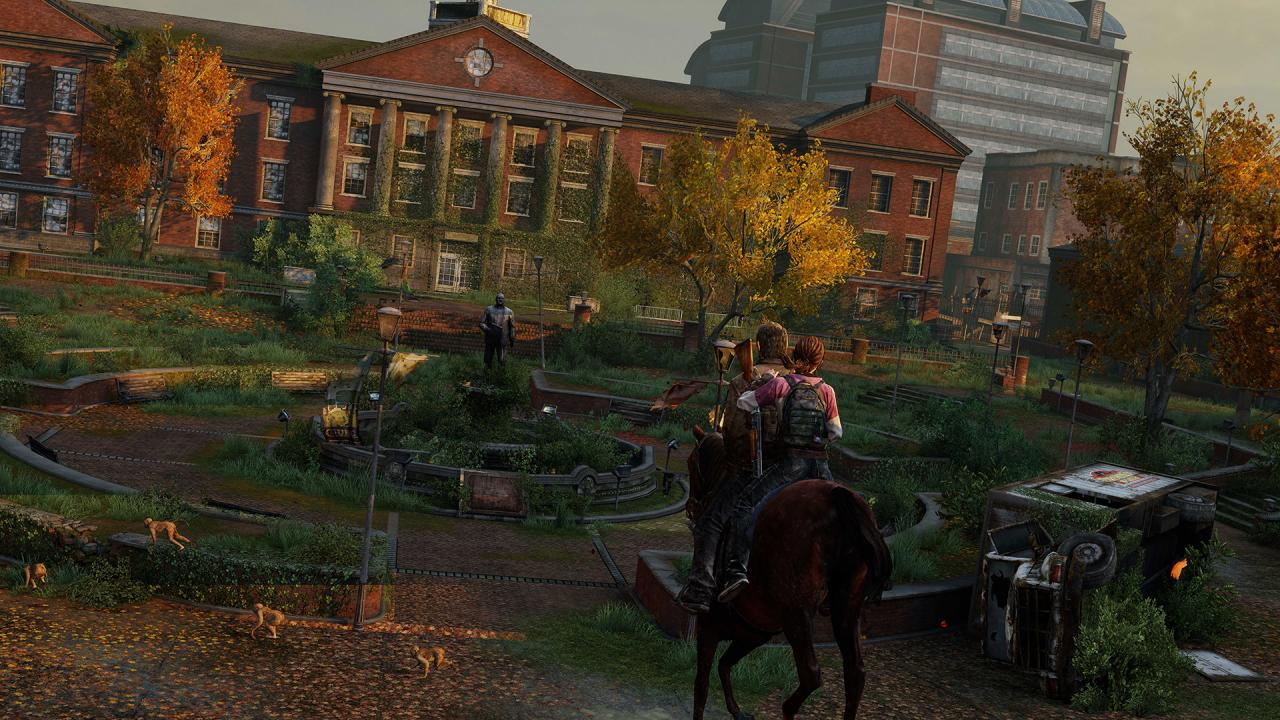 Recenzja gry: The Last of Us Remastered #4