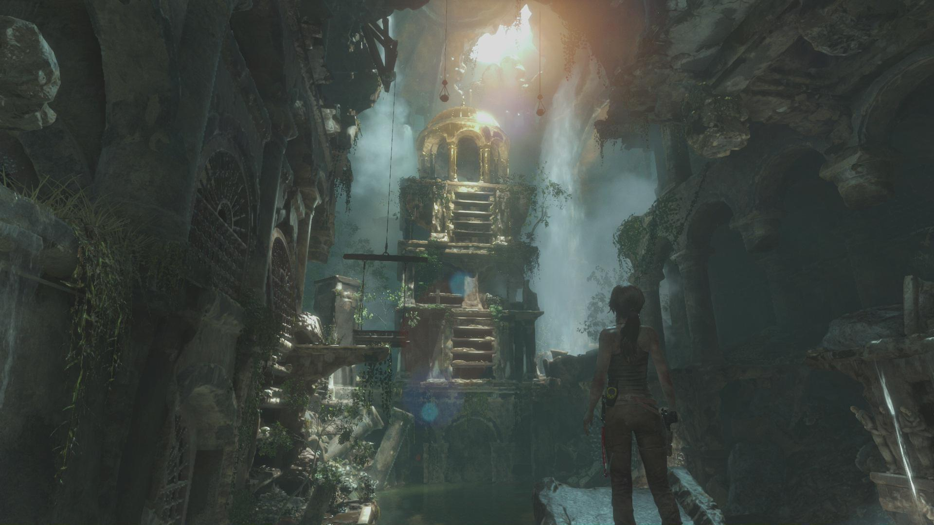 Rise of the Tomb Raider - recenzja gry #63