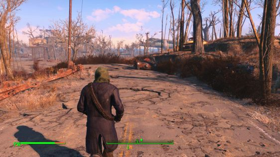 Fallout 4 - recenzja gry #101