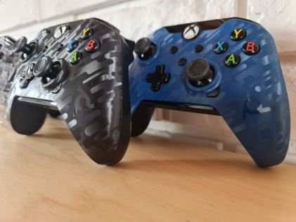 PDP Gaming Wired Controller i Afterglow Wired Controller – recenzja sprzętu  #1