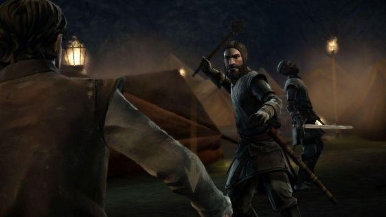 Game of Thrones: A Telltale Games Series - recenzja gry #1