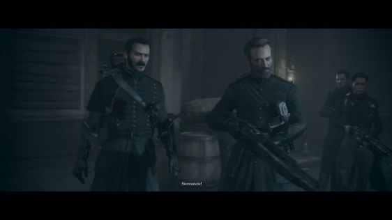 Recenzja gry: The Order: 1886 #45