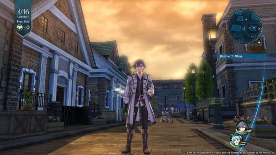 The Legend of Heroes: Trails of Cold Steel III - recenzja gry 2