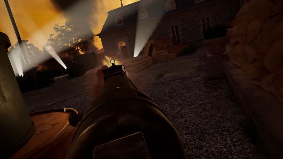 Medal of Honor: Above and Beyond – recenzja i opinia o grze #7