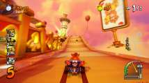 Crash Team Racing Nitro Fueled - recenzja gry. Powrót legendy #32
