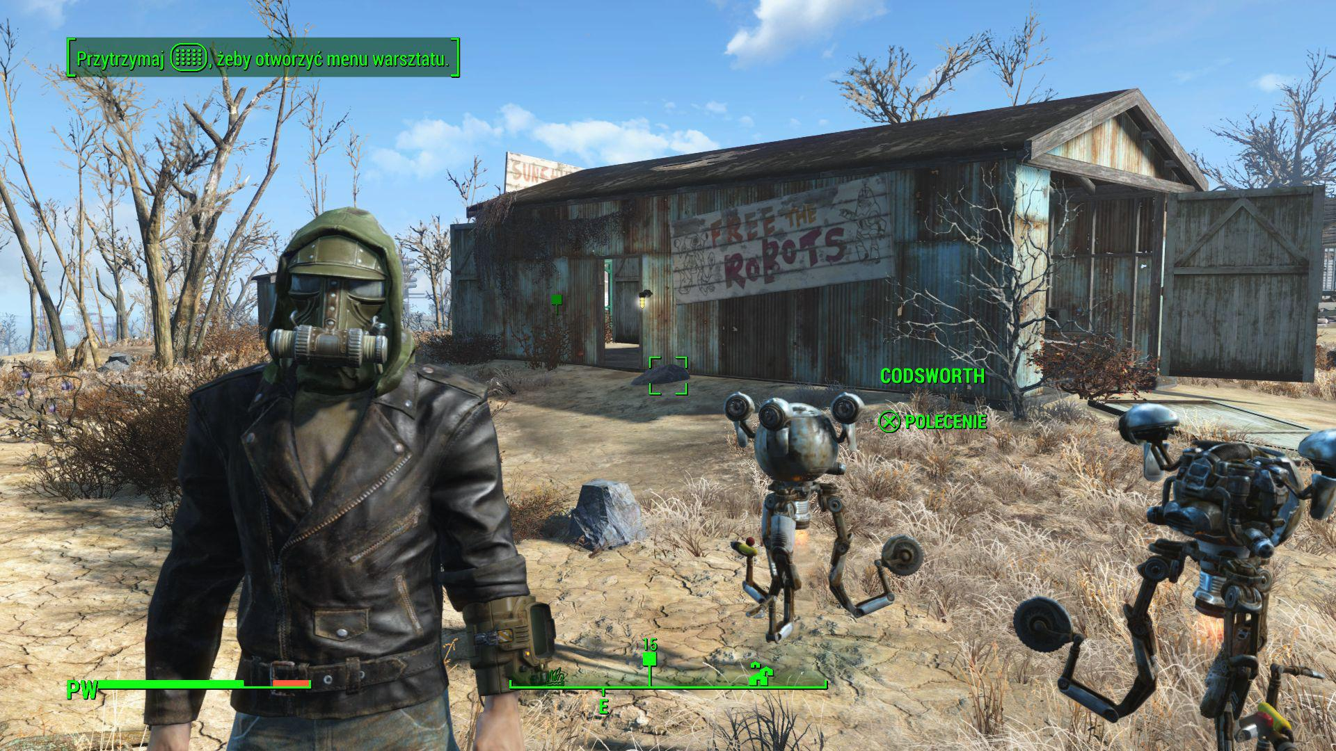 Fallout 4 - recenzja gry #50