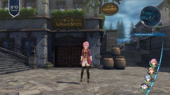 The Legend of Heroes Trails of Cold Steel IV - End of Saga – recenzja gry #37