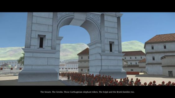 Total War: Rome Remastered - recenzja gry #1