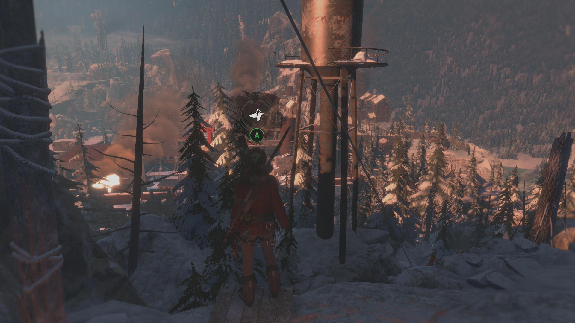 Rise of the Tomb Raider - recenzja gry #25