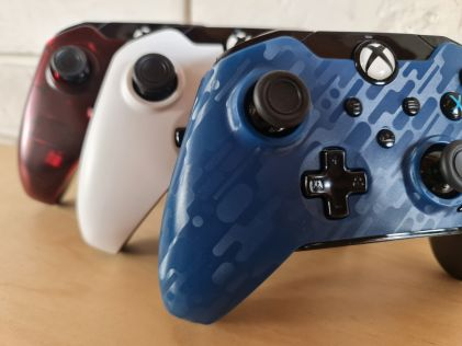 PDP Gaming Wired Controller i Afterglow Wired Controller – recenzja sprzętu  #31