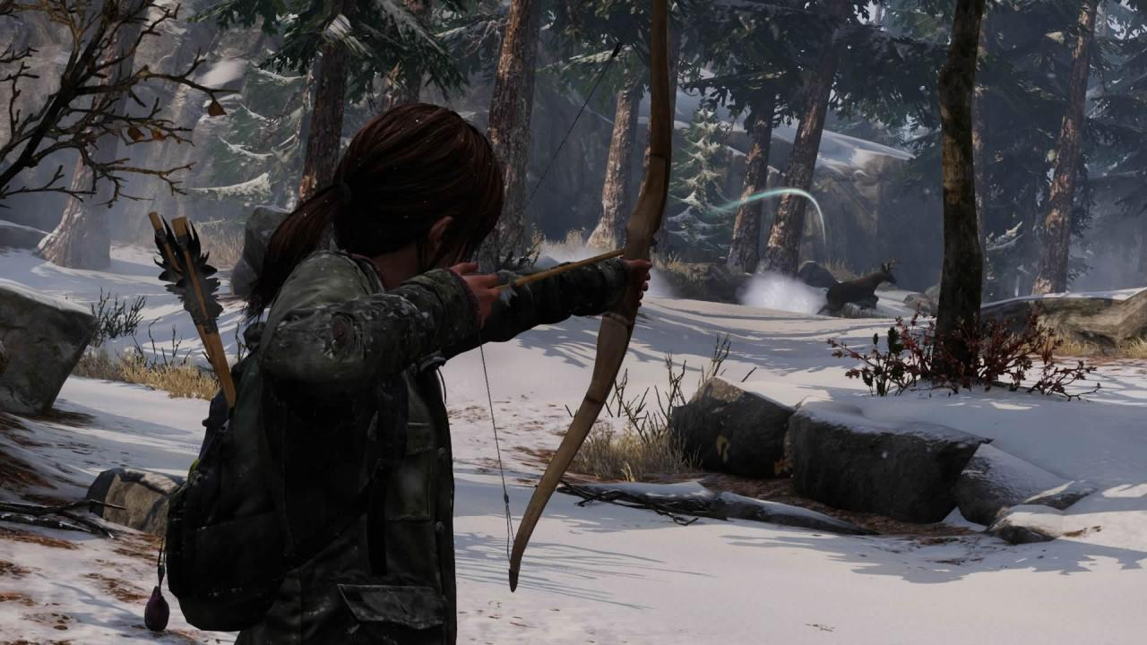 Recenzja gry: The Last of Us Remastered #2