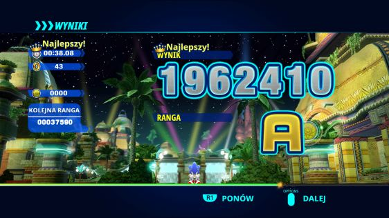 Sonic Colors Ultimate - recenzja gry #6