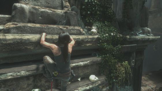 Rise of the Tomb Raider - recenzja gry #5