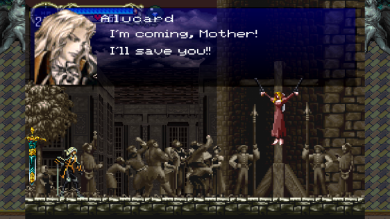 Castlevania Requiem: Symphony of the Night & Rondo of Blood - recenzja. Smaczny dwupak #15