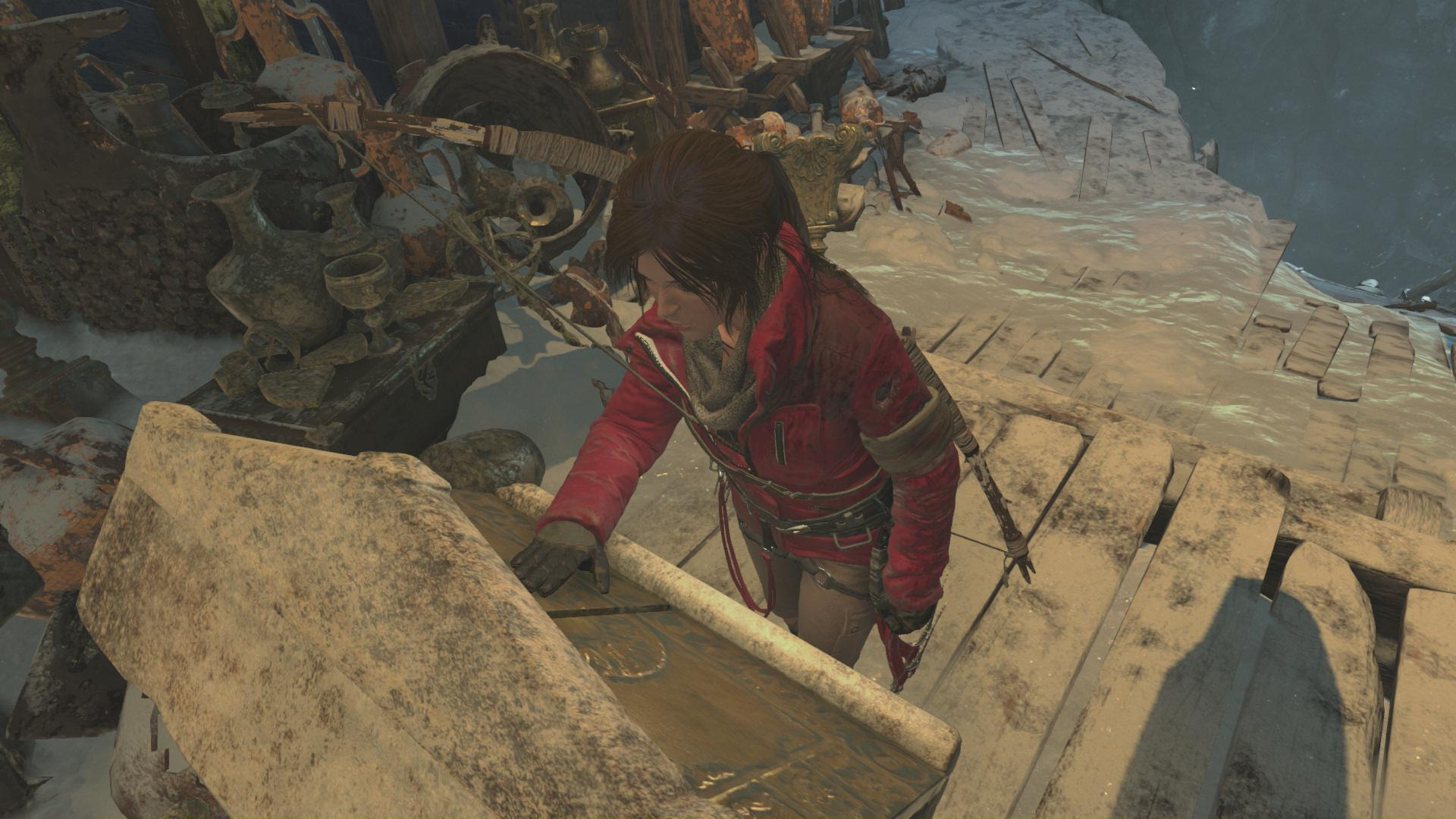 Rise of the Tomb Raider - recenzja gry #22