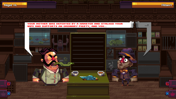 Oh...Sir!! The Insult Simulator - recenzja gry #6