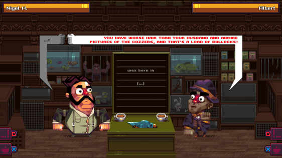Oh...Sir!! The Insult Simulator - recenzja gry #5