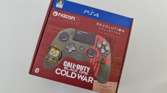 Nacon Revolution Unlimited Call of Duty: Black Ops Cold War - recenzja ## #2