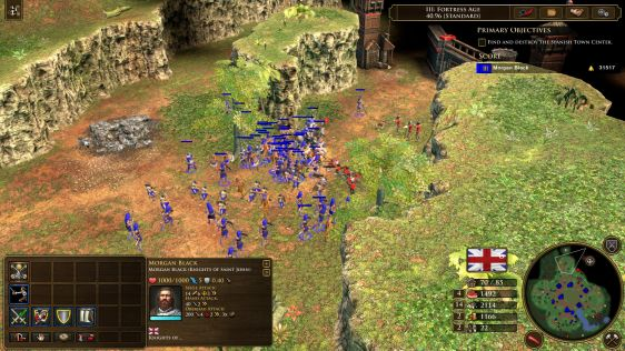 Age of Empires III: Definitive Edition - recenzja gry #5