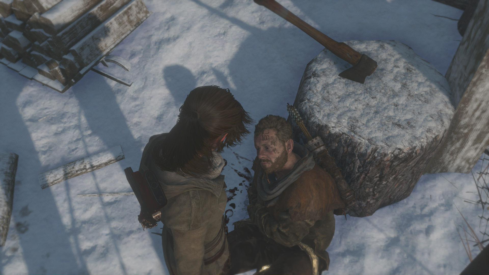 Rise of the Tomb Raider - recenzja gry #57
