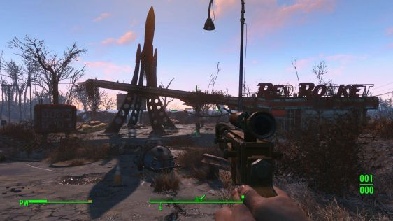 Fallout 4 - recenzja gry #44