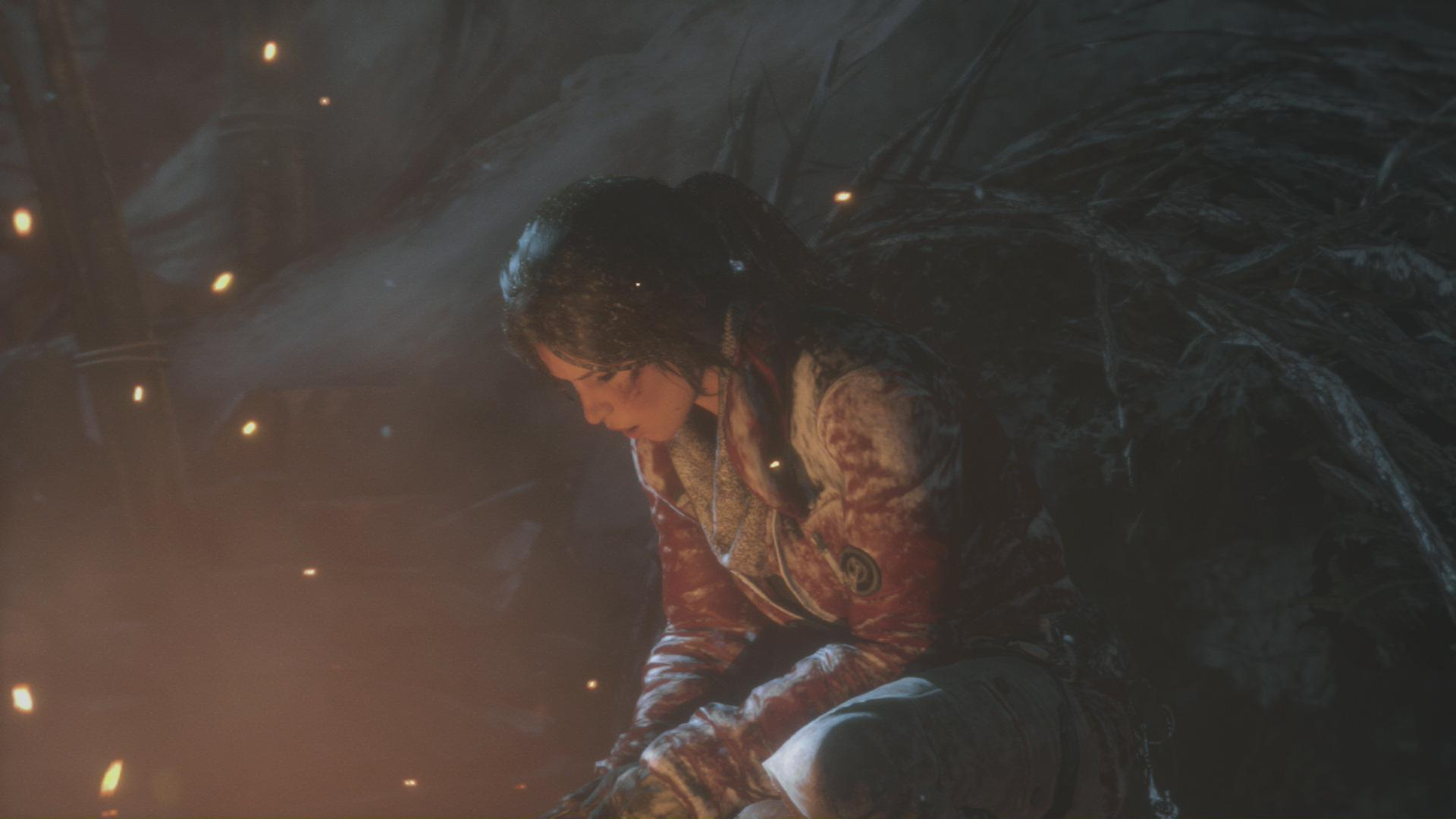 Rise of the Tomb Raider - recenzja gry #73