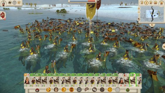 Total War: Rome Remastered - recenzja gry #13