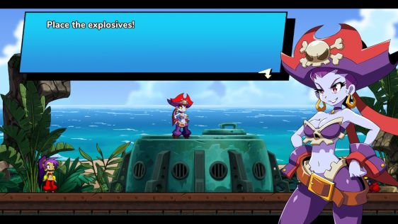 Shantae and the Seven Sirens #4