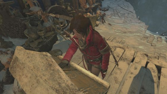 Rise of the Tomb Raider - recenzja gry #82