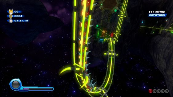 Sonic Colors Ultimate - recenzja gry #32