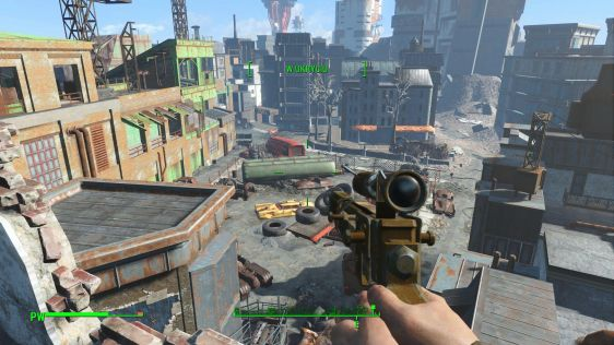 Fallout 4 - recenzja gry #59