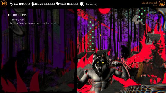 Werewolf: The Apocalypse - Heart of the Forest - recenzja gry #8