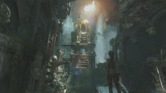 Rise of the Tomb Raider - recenzja gry #3